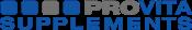 Logo of Provita Supplements